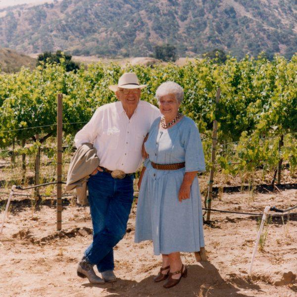 Eddie and Jane Pisoni